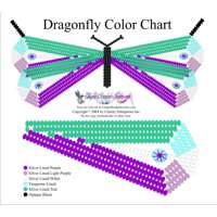 3D Dragonfly Bead Graph