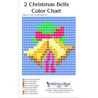 Christmas Bells Bead Graph