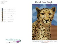 Cheetah Bead Graph