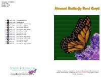 Monarch Bead Graph