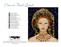 Princess Bead Graph