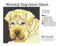 Wrinkly Dog Bead Graph