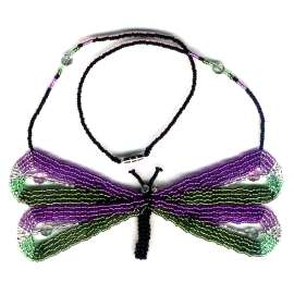 Beaded Dragonfly - Ingrid's Celtic Tees - Printfection.com
