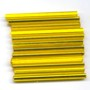 #30 Silver Lined Yellow Straight 20 grams