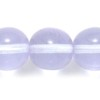 10 Light Blue Dangles 12mm Beads