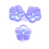 20 Cobalt Flower 10mm