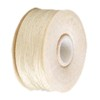 1 Bobbin of Off White Nymo Thread #D 64 yards
