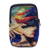 Beaded Cell Phone bags
