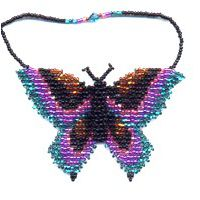 3D Bright Butterfly