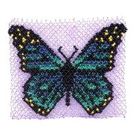Butterfly Pocket Blue