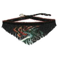 Dragon Fringe Necklace