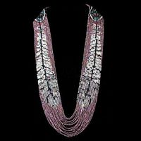 Feather Sweep Necklace