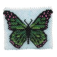 Butterfly Pocket Green