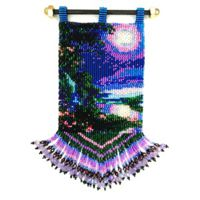 Moon Water Tapestry