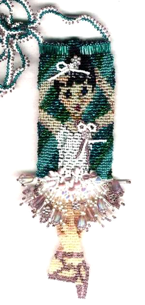 Ballerina Amulet Bag by Dragon
