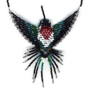 3d beaded patterns and kits
