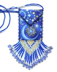 Celestial Star Cloth Amulet Bag Pattern & Kit