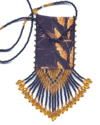 Golden Wheat Cloth Amulet Bag Pattern & Kit
