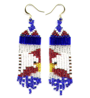 Beaded earrings kits easy to make and fun to wear jewelry