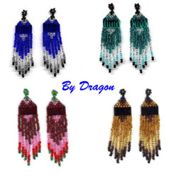 Simple Fringe Earrings