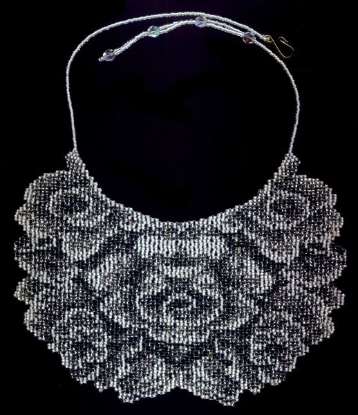 Lace Weave Necklace