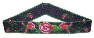 Rose Bud Choker Pattern and Kit