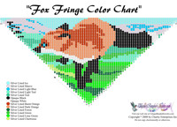 Fox Fringe Bead Graph