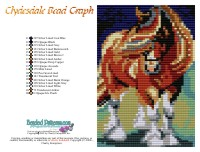 Clydesdale Bead Graph