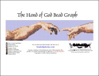 Hand of God Bead Graph