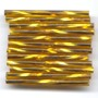#30 Silver Lined Amber Twist 20 grams