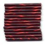 #30 Silver Lined Ruby Twist 20 grams