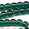 25 6mm Dark Teal Round