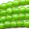 25 6mm Moon Green Round