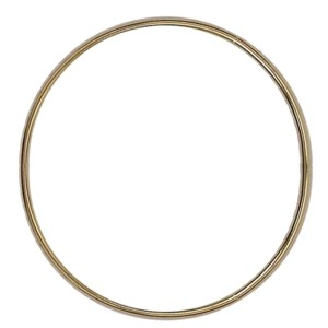 5 inch Brass Ring