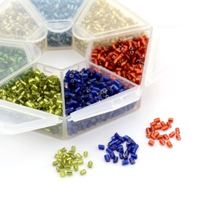 1 Bugle Bead Kit with Case #1