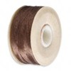 1 Bobbin of Brown Nymo Thread #D 64 yards