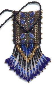 Ribbon And Bags Beading Patterns And Kits By Dragon