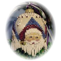 Santa Bells Ornament