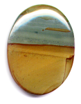 Picture Jasper Cabochon 30x40mm