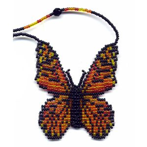 3D Butterflies : Beading Patterns and kits by Dragon!, The art of