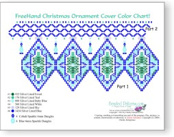 Freehand Ornament Cover