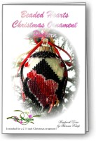 Heart Ornament Cover Pattern and Kit