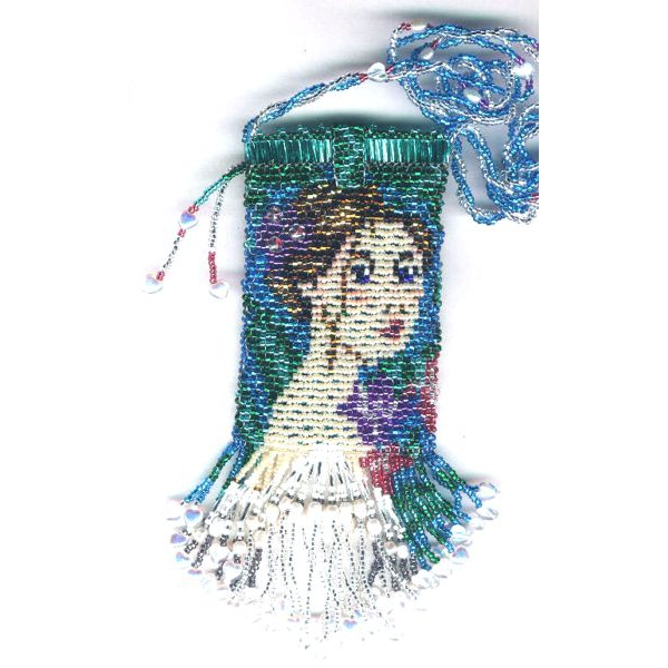 Iris Lady Amulet Bag