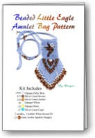 Little Eagle Amulet Bag