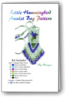 Little Hummingbird Amulet Bag