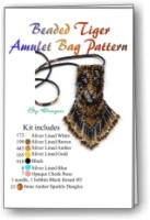 Little Tiger Amulet Bag