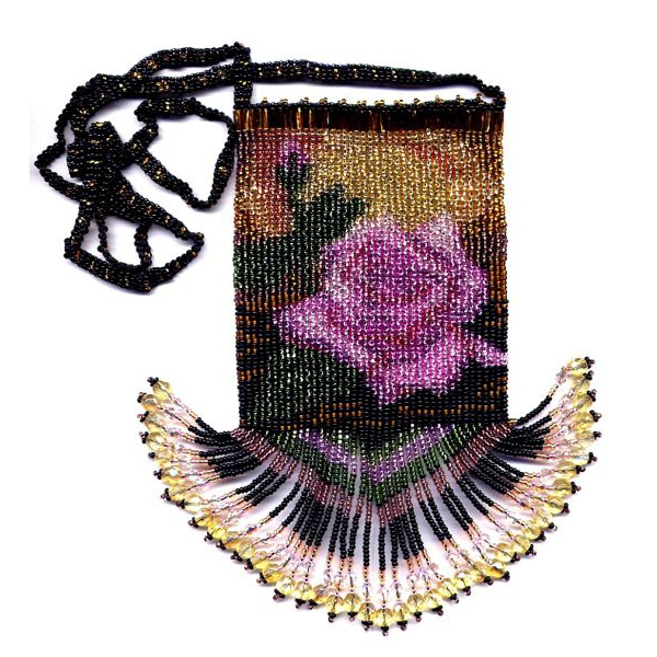 Sunset Rose Bag