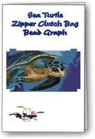 Turtle Clutch Bag
