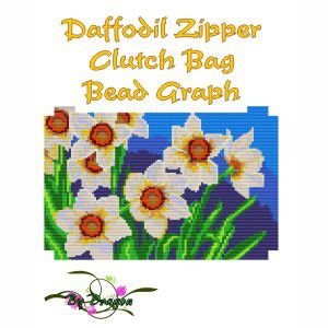 Daffodil Clutch Bag