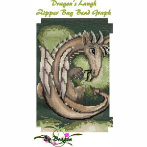 Dragon's Laugh Clutch Bag